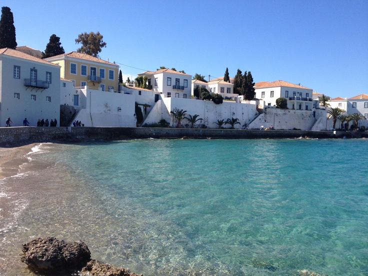 Sunny day in Spetses....