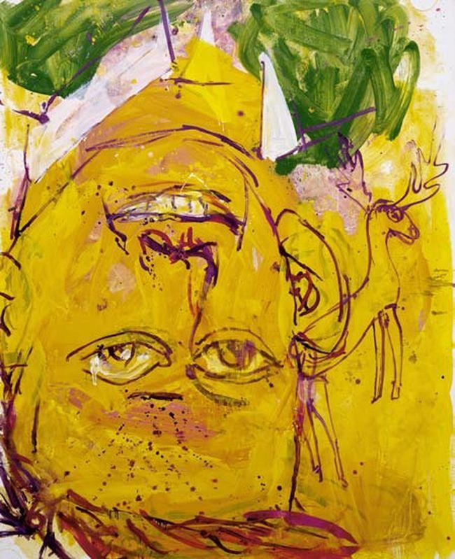 122 best Georg Baselitz images on Pinterest Contemporary art - schlafzimmer nach maß