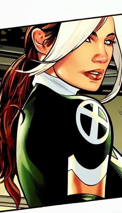 Took an online quiz to find out which marvel character i am and i got rogue. Hahaha nangsisimsim? Ganon? Hahaha