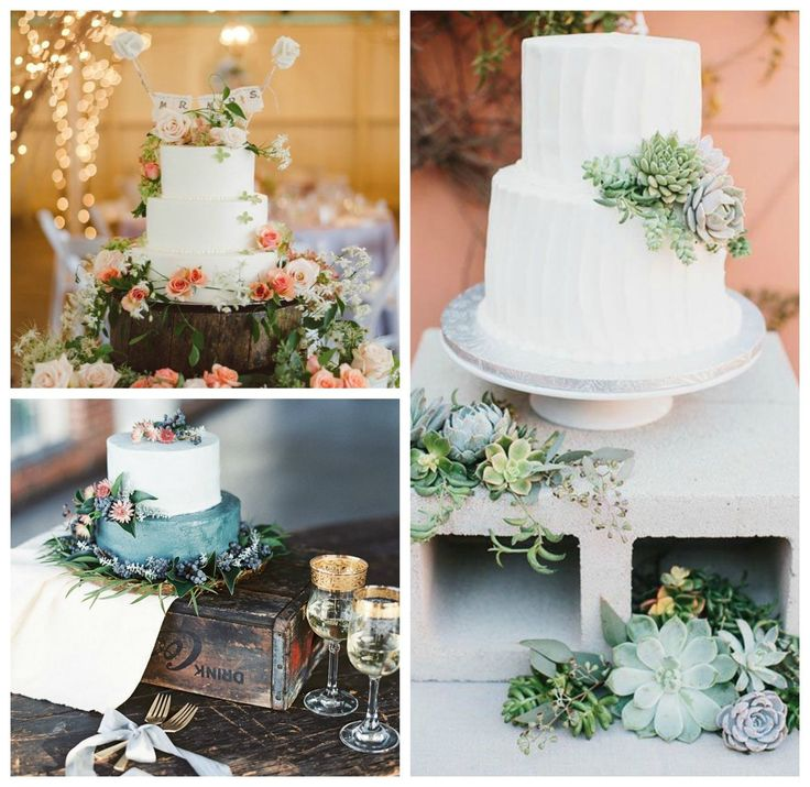 Cake Table Decoration For Engagement : Spruce Up Your Cake Table: Our Favorite Ideas for Wedding ...