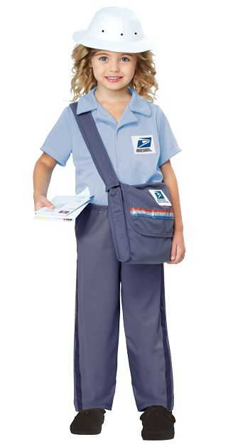 Mailman Costume in 2019  4127bb8b3691