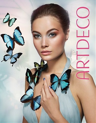 ARTDECO Butterfly Dreams-Collections- i like the eyeshadows