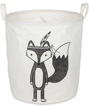 Köp Minitude Förvaringskorg 2-pack, Räv | Jollyroom