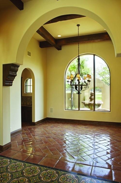 66 best tile floor examples images on pinterest floors for Mediterranean flooring