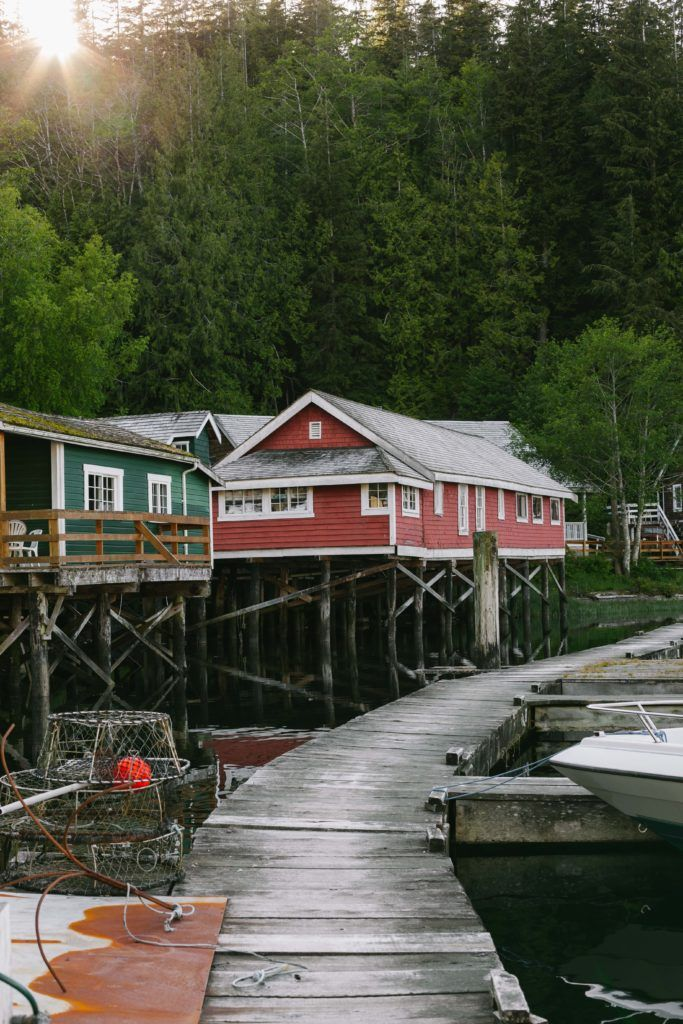 Road Trip from Vancouver to Northern Vancouver Island: http://explorebc.co/yvrtonvi