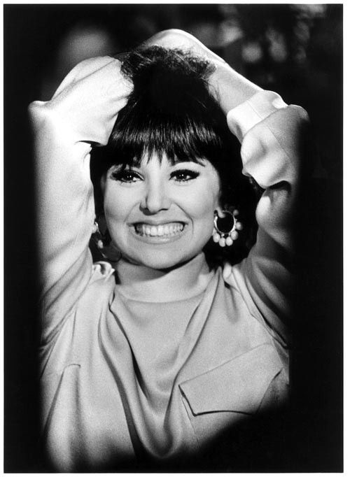 """That Girl""...Marlo Thomas.I wanted to be her or Mary Tyler moore when I grew up:)"
