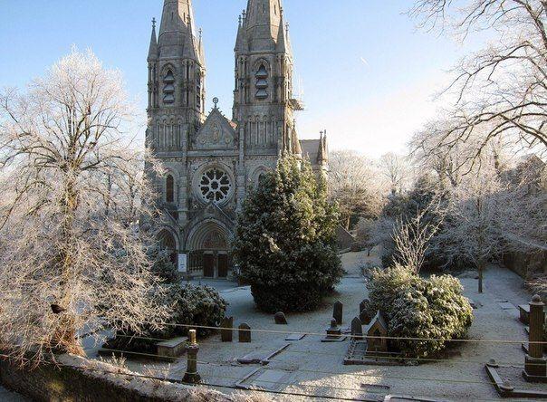 Зимний Корк, Ирландия