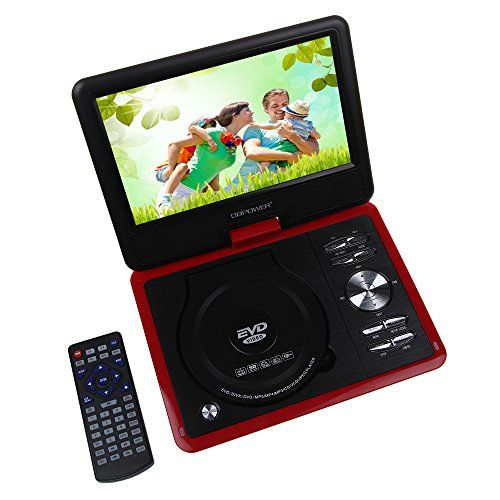 34 best portable dvd players images on pinterest. Black Bedroom Furniture Sets. Home Design Ideas