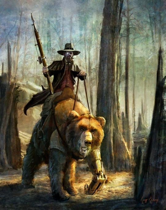 A Hunting We Will Go by Cliff CrampCliff Cramp