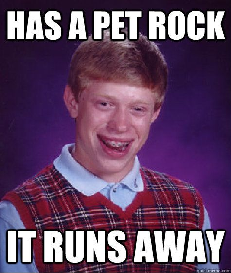 Badluckbrian,  Dust Jackets, Funny Pictures, Funny Humor, Funny Stuff,  Dust Covers, So Funny, Funny Memes, Bad Luck Brian
