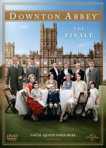 Downton Abbey Last Season European Cover ..: