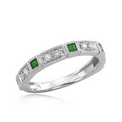 engagement ring with emeralds in them emerald wedding rings for men
