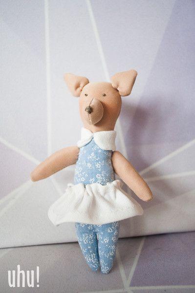 mini lisek  w uhu! handmade na DaWanda.com