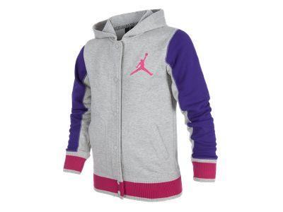 103d08653380 Jordan Girl New Varsity 2.0 Fleece Girlsu0026 39  Jacket -  75