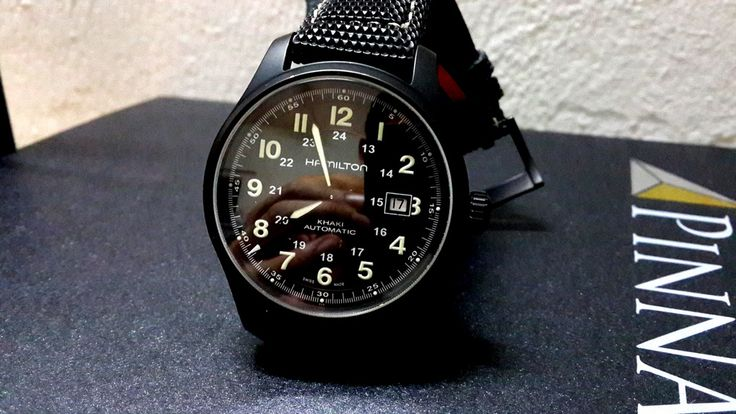 Hamilton Watch Khaki Field Aviation TITANIUM H70575733 09