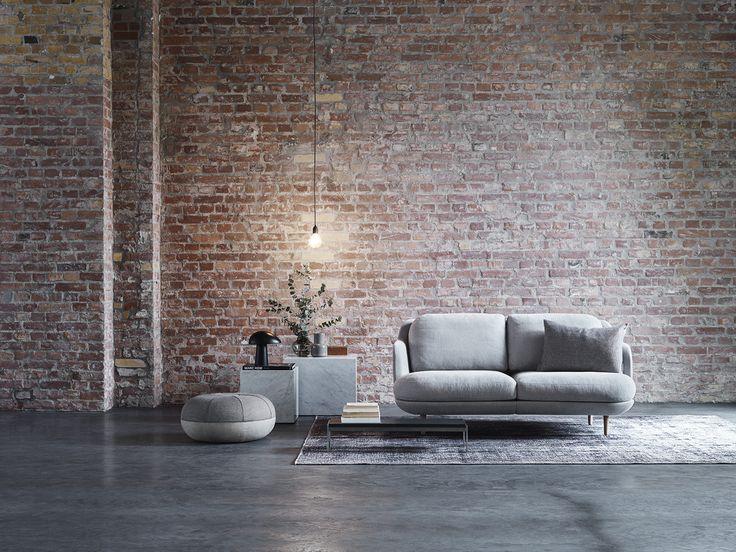 2-seater Lune™ modular sofa designed by Jaime Hayon