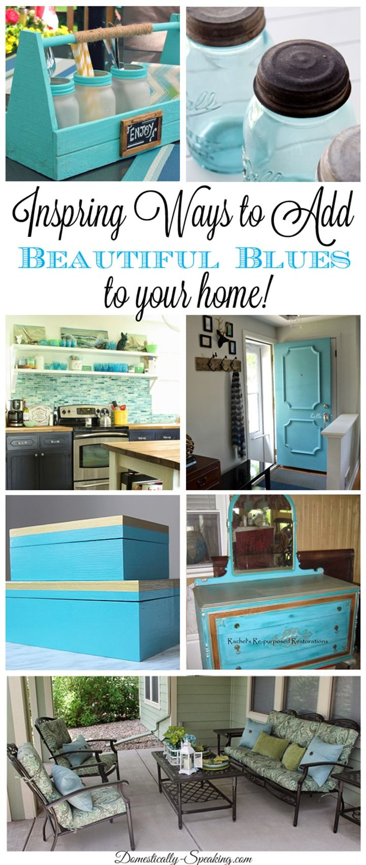 110 best TREND: Blue images on Pinterest | Home decor, Blues and ...