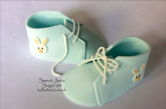 Sugar Baby Shoes Tutorial