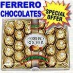 Ferrero Rocher: Buy ferrero rocher Online at Best Price in India - Rediff Shopping   http://shopping.rediff.com/product/ferrero-rocher/