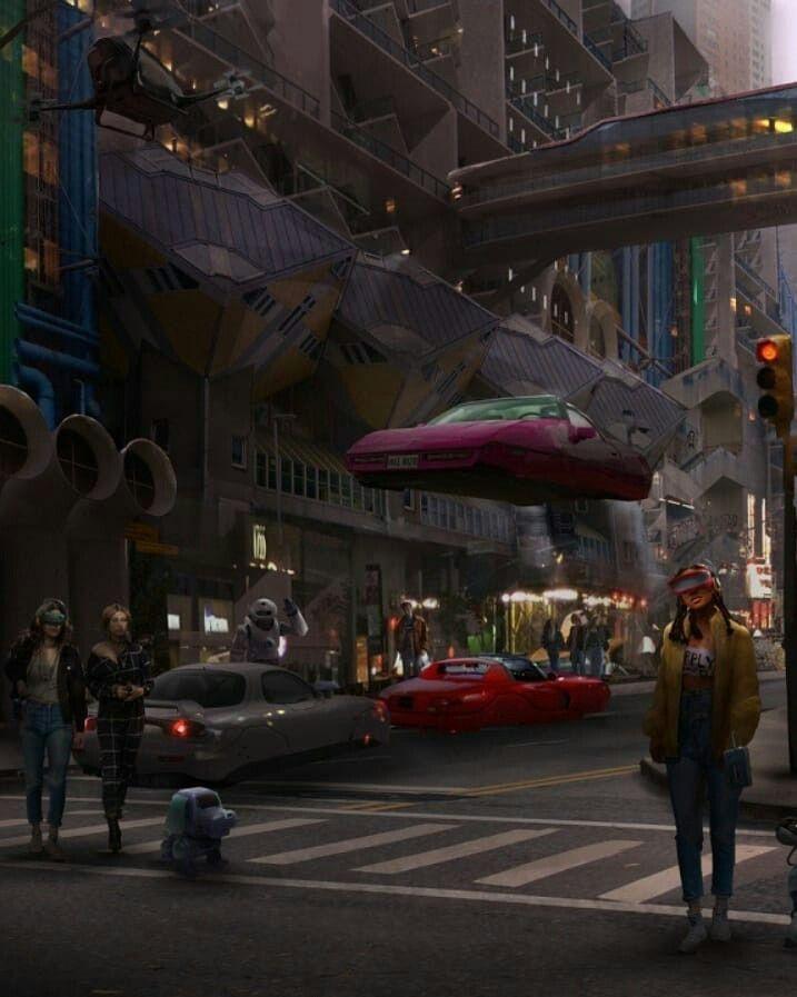 coruscant street level star wars episodes 1 3 futuristic city futuristic art sci fi city star wars episodes