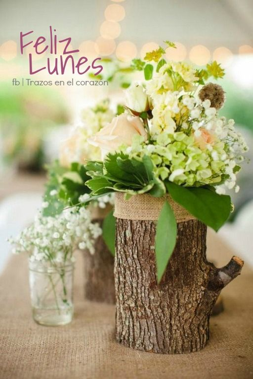 tps_header are you planning a rustic wedding and looking for some unique decor ideas have you thought of using tree stumps at your wedding