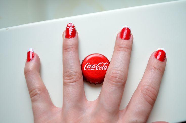 Coke nails #2