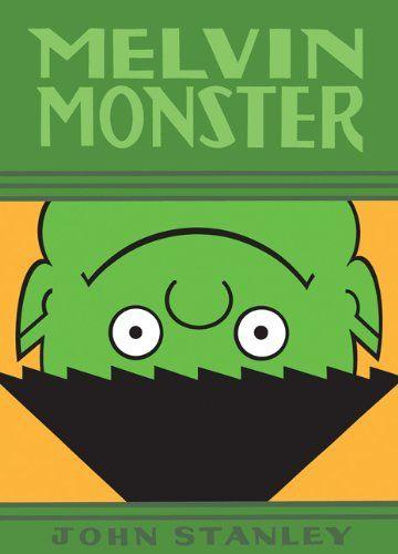 Melvin Monster  by John Stanley