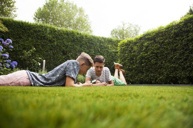 Royal Grass XPlay is speciaal ontwikkeld en voorziet in ondergronden waarop kinderen veilig en schoon kunnen spelen.