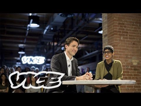VICE: VICE Talks Weed with Justin Trudeau