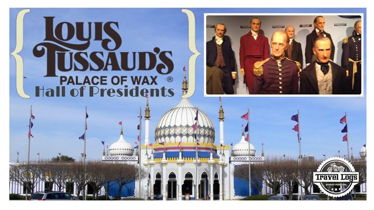 Louis Tussaud's Palace of Wax's Hall of Presidents (Grand Prairie, Texas) - YouTube
