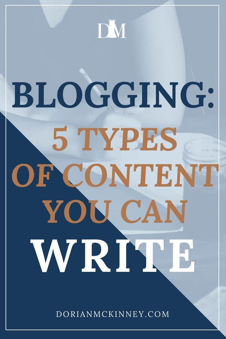 Writing content is hard work. But, it doesn't have to be. You have to create new content for your members on a daily basis. Here are 5 types you can write.