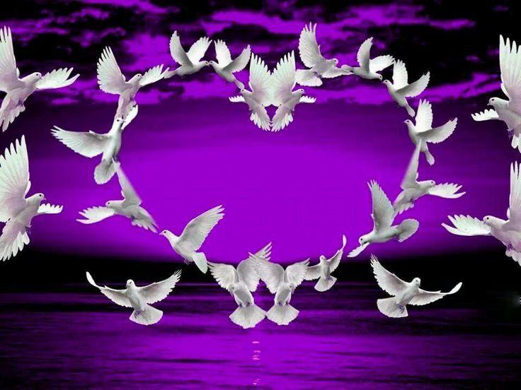 Capricorn New Moon, Winter Solstice December 21st ...  |Peace And Love Purple