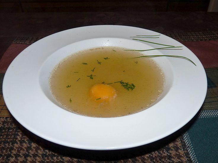 Jak uvařit hovězí vývar | recept