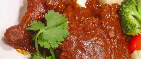Chicken Vindaloo Recipe - Genius Kitchen