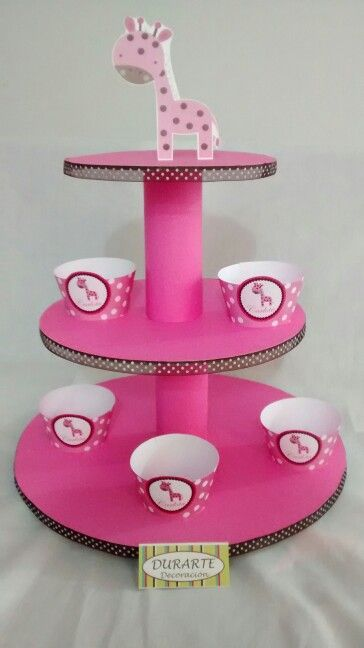 Stand cup cakes