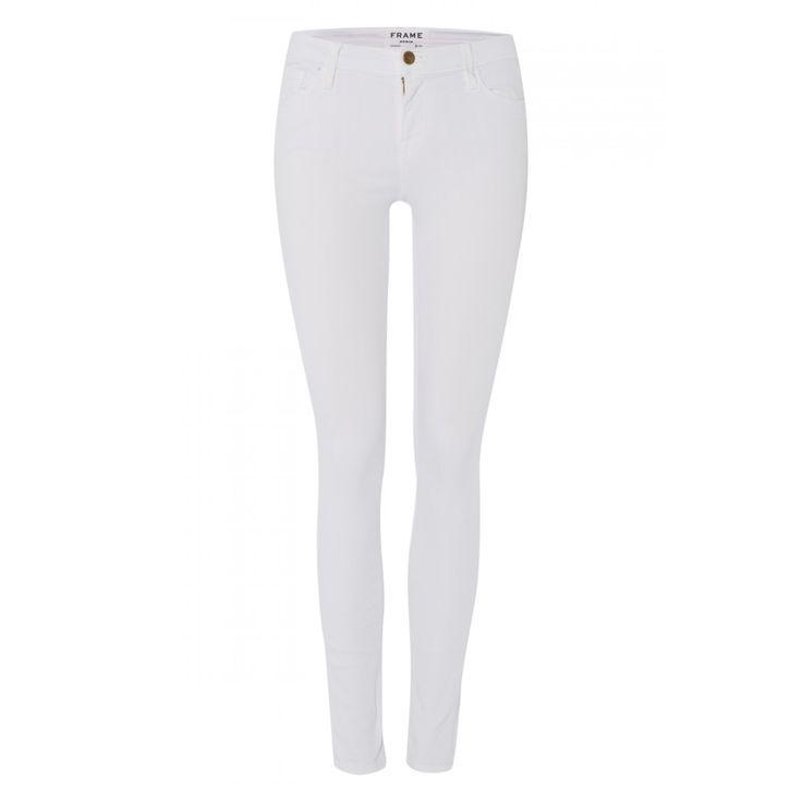 Frame Denim Le Skinny De Jeanne Jeans, UK 8. Was: £200. Now: £85. http://www.covetique.com/new-in/frame-denim-le-skinny-de-jeanne-jeans-18553.html