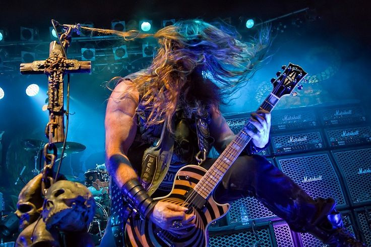 Black Label Society - 12.03.2015 - Kraków