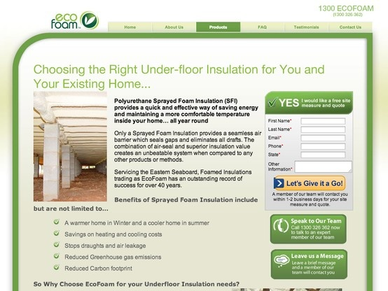 Winter's here and underfloor insulation in Sydney, Melbourne, Adelaide, Tasmania and other rural areas of Australia is on the mind: http://www.underfloorinsulation.com.au/