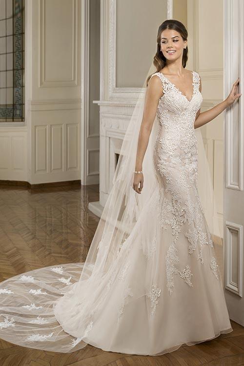 Balletts Bridal - 24999 - Wedding Gown by Demetrios - Wedding Gown