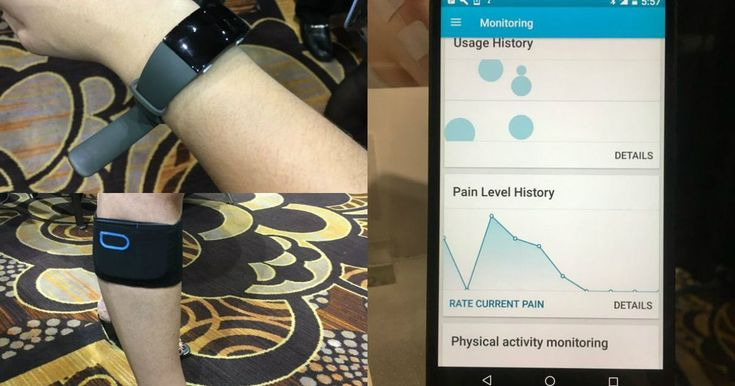 These new gadgets promise to switch off pain and feelings of nausea