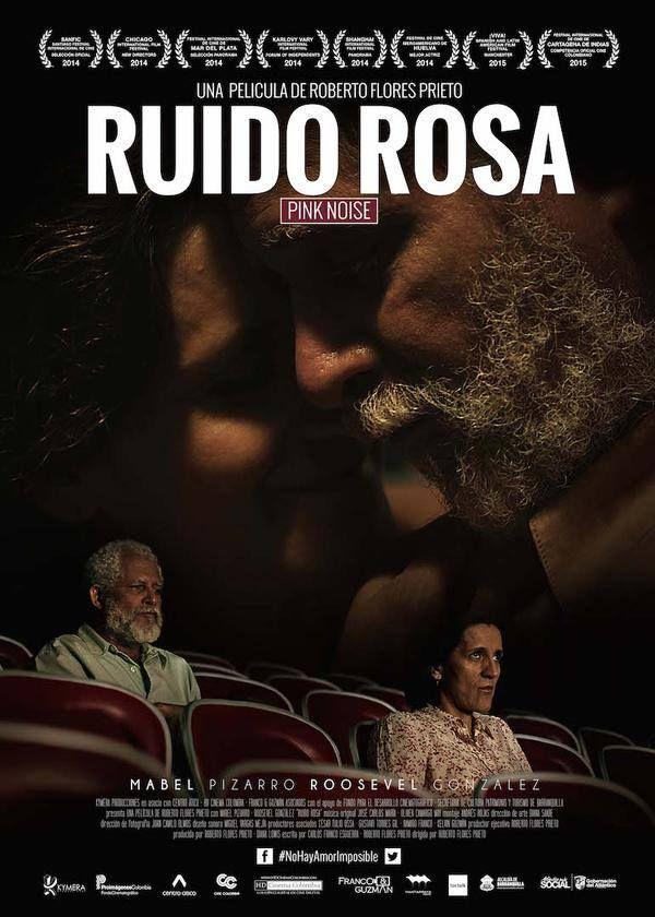 Ruido Rosa. Roberto Florez Prieto. 2015.