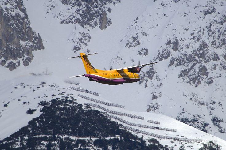 Photo of WLC Fairchild Dornier 328 (OE-GBB) ✈ FlightAware