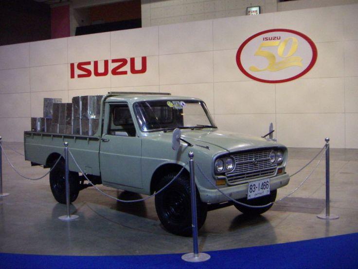 いすゞ・エルフィンの製造年や画像など|昔のトラック