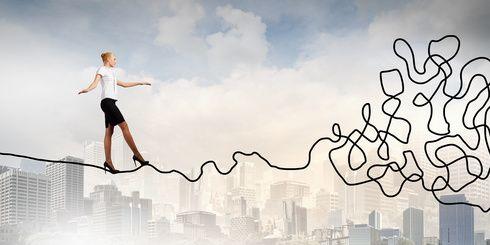 Внутреннее равновесие: как устоять на коврике и в жизни