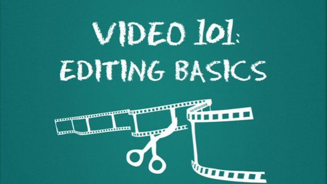 Learn the basics of editing videosSee the lesson here for more details-http://vimeo.com/videoschool/lesson/32/video-101-editing-basics