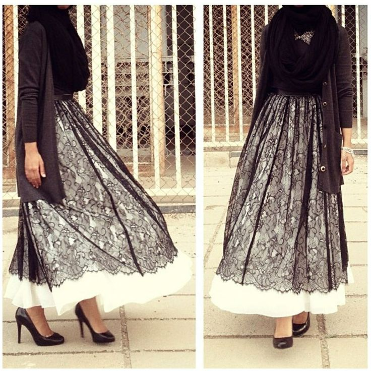 A skirt done by meem alessa