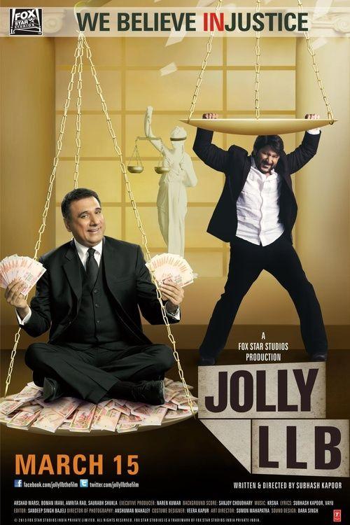 Watch Jolly LLB 2013 Full Movie Online Free