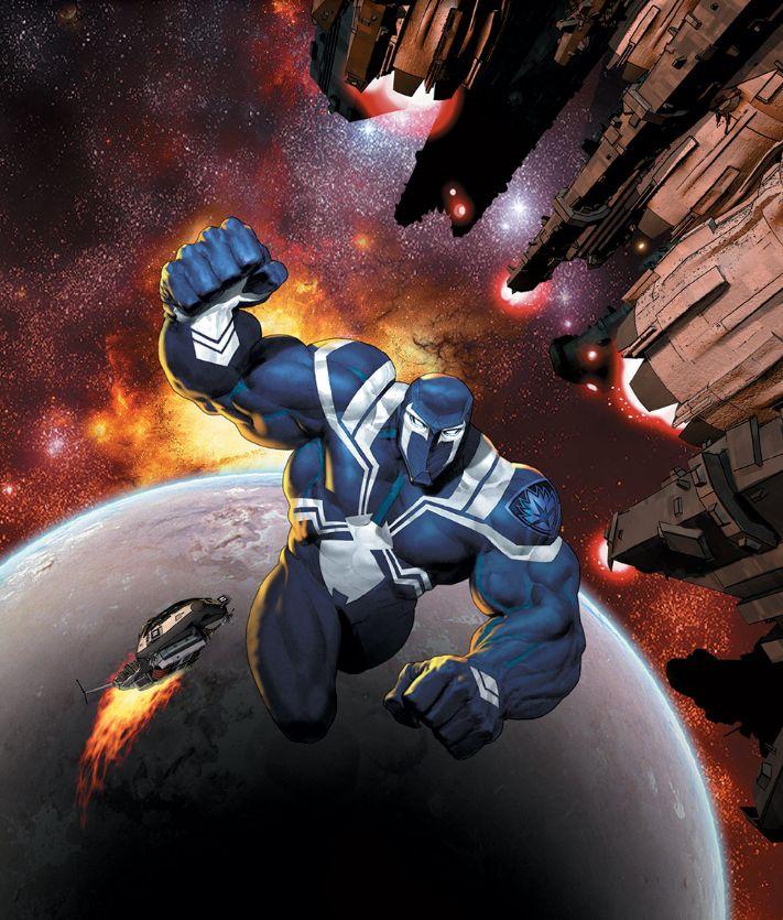 VENOM SPACE KNIGHT (2015) #1