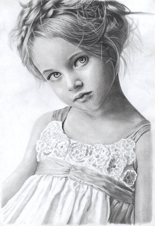 Картинки рисованные карандашом дети, которые нарисовали дети
