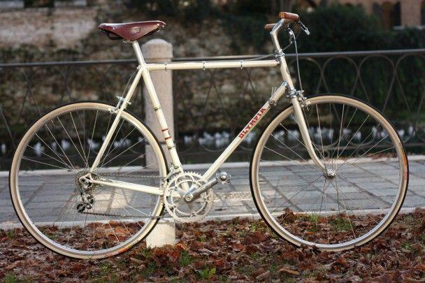 Biascagne cicli - bici da corsa vintage Olympia